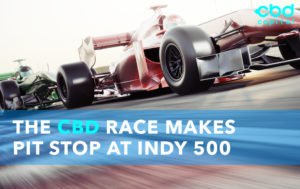 CBD Now | The CBD Race Makes Pit Stop At Indy 500