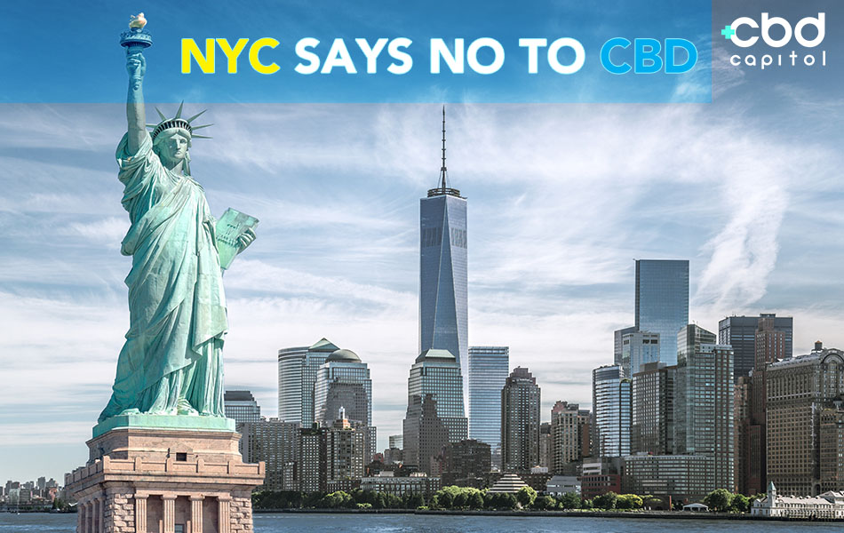 CBD Now | NYC Says No To CBD