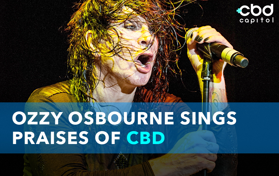 CBD Now | Ozzy Osbourne Sings Praises Of CBD
