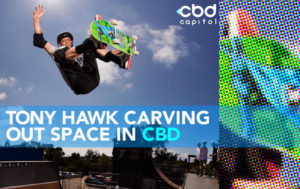 CBD Now | Tony Hawk Carving Out Space In CBD