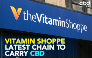 CBD Now | Vitamin Shoppe Latest Chain To Carry CBD